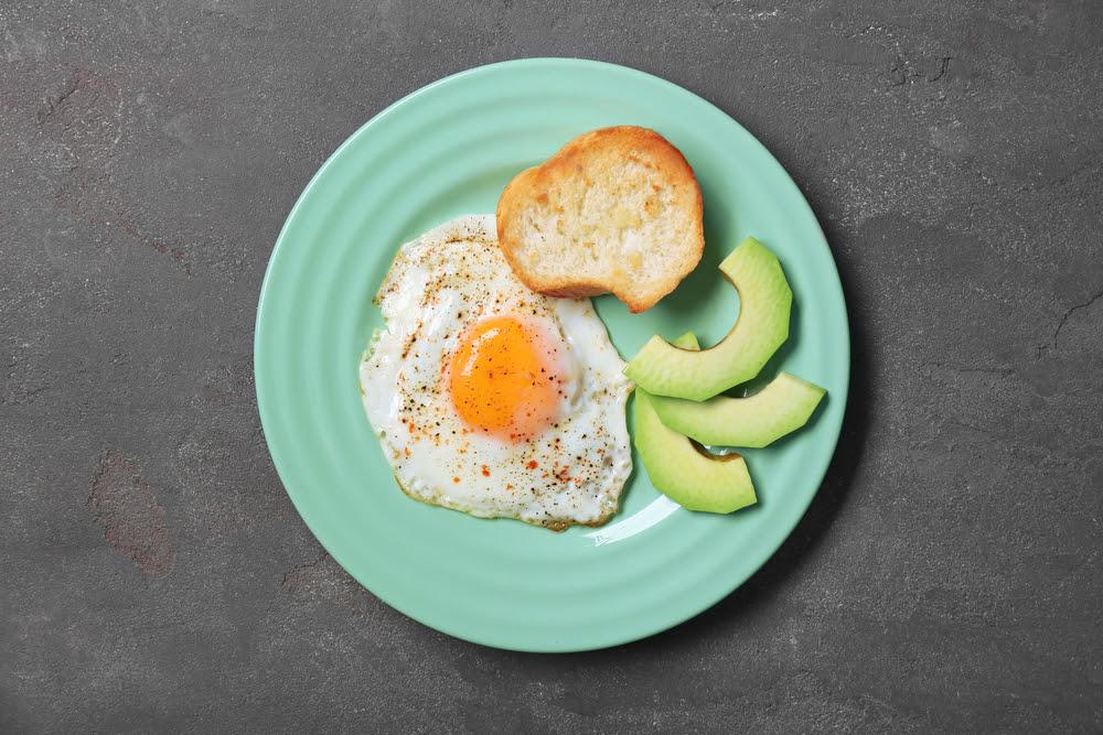 Over Easy Egg