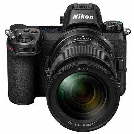 Z7 FX-Format Mirrorless Camera with NIKKOR Z 24-70mm f/4 S Lens