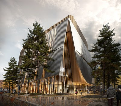 winners of the international design competition for the new Art Gallery of Nova Scotia and Waterfront Arts District.