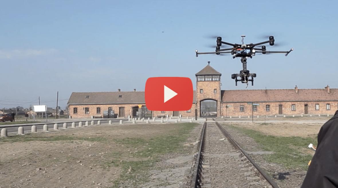 Holocaust-aushawitz-drone