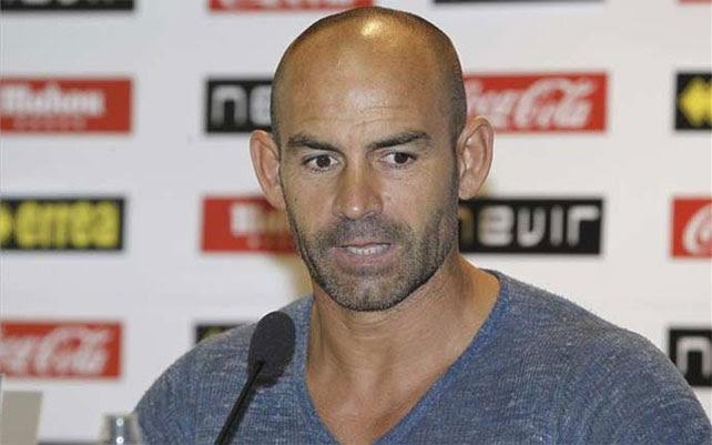 El entrenador del Rayo Vallecano, Paco Jémez.