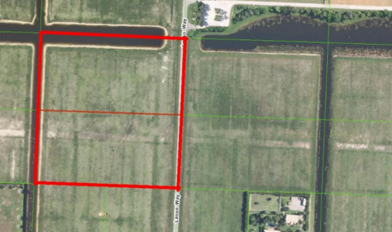 Equestrian 10  to 16 acres in Wellington Preserve Priced to Sell