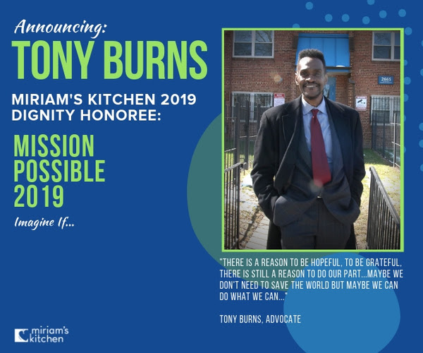 2019 Mission Possible Honoree Announcement_TONY BURNS JPEG 2