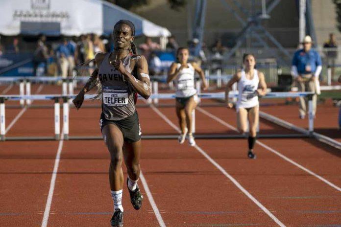 Transgendered runner