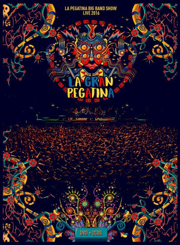 La Gran Pegatina estrena un Making of de Live 2016