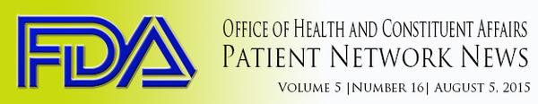 August 8, FDA MastHead