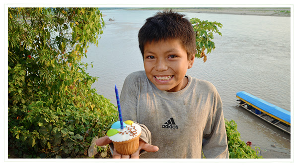 Happy Birthday to Dalton and the 4,864 other children born into safe villages