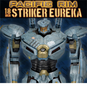 PACIFIC RIM SERIES 03 - STRIKER EUREKA