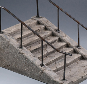 Stairs 1/12 Scale Accessory