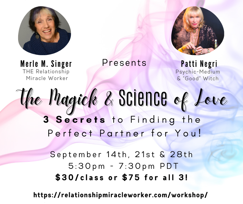 The Magick & Science of Love