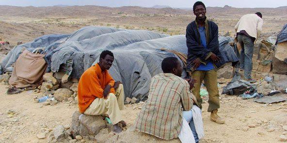 En Algérie, les travailleurs migrants se cachent pour survivre