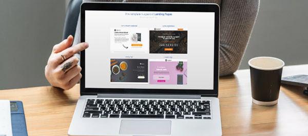 Website X5 web pages