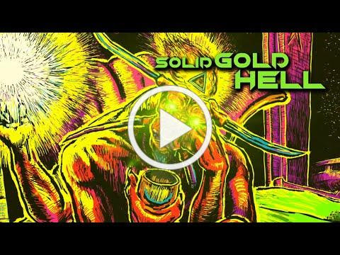 MONSTER MAGNET - Solid Gold Hell (Official Lyric Video)   Napalm Records