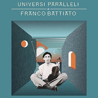Franco Battiato – Universi paralleli di Franco Battiato (4CD) (2018)