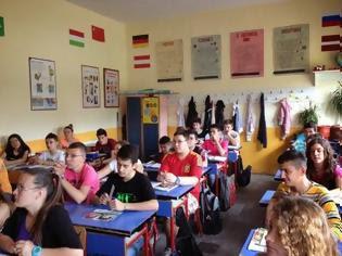 Φωτογραφία για Να τι διδάσκουν στα αλβανικά σχολεία της πατρίδας μας...