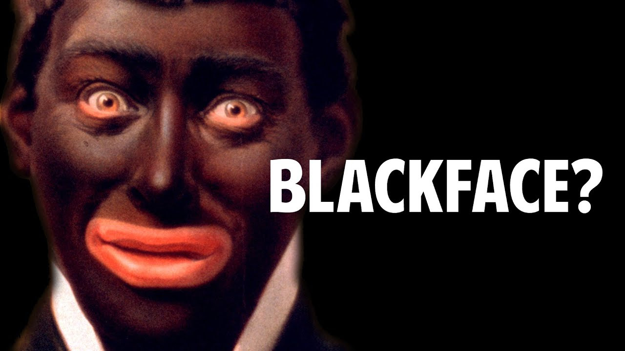 Image result for what is blackface