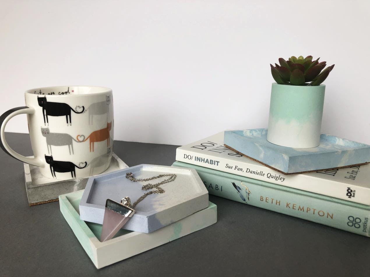 Amy Rouse Styled tray collection