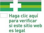 Así es el logo que llevarán las farmacias de la UE autorizadas en internet