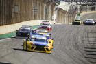 Raphael Campos (#13) garantiu o primeiro lugar na corrida deste domingo (Luciano Santos/SigCom)