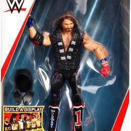 Image of WWE Wrestling Elite Series 61 - AJ Styles Action Figure