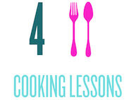 4 Cooking Lessons