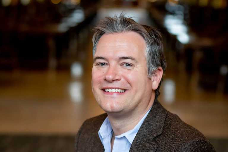 Photo of Dr. Calder Walton.