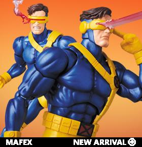 Marvel MAFEX No.099 Cyclops