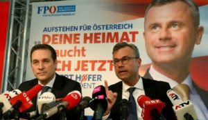 Austria: Muslim migrant arrested for attempted arson at office of party that warns against Islamization