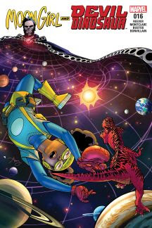 Moon Girl and Devil Dinosaur #16