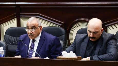 Irak está preparando un memorando de pasos legales para implementar la resolución sobre la expulsion de las tropas extranjeras