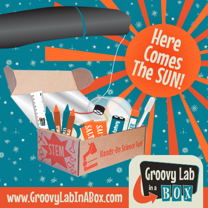 Here Comes the Sun Groovy Lab Box