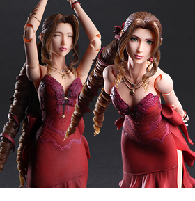 Final Fantasy VII: Remake Play Arts Kai Aerith Gainsborough (Dress Ver.)