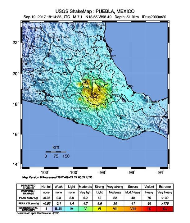Earthquake 5 km ENE of Raboso, Mexico, 2017.jpg