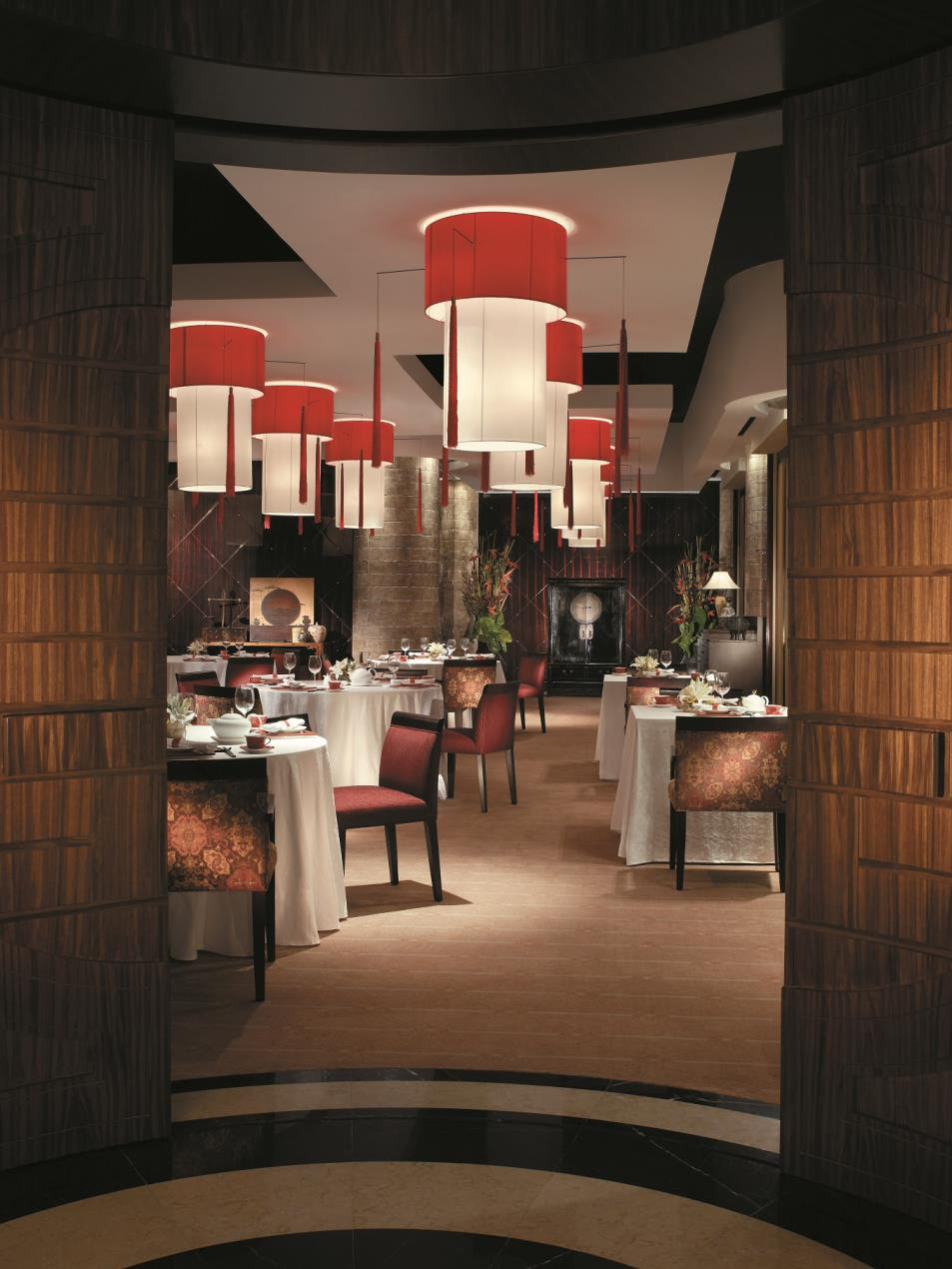Shangri-La Hotel, Qaryat Al Beri, Abu Dhabi_Shang Palace