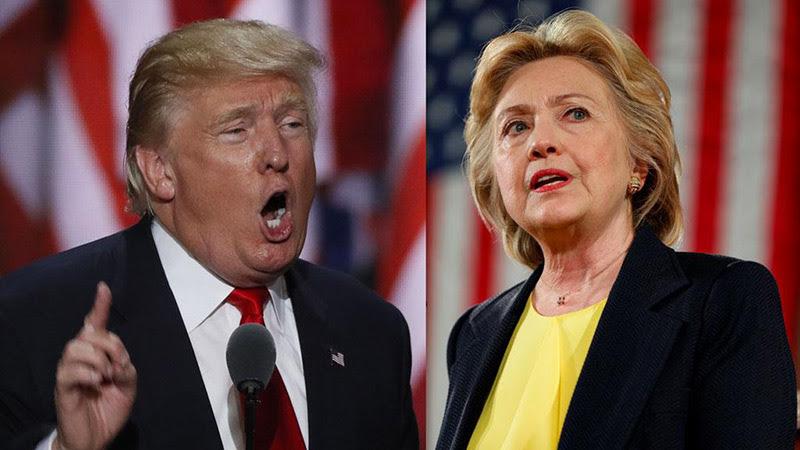 Débat Clinton/Trump : la grosse manip des médias