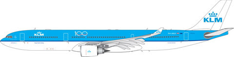 11584 | Phoenix 1:400 | Airbus A330-300 KLM PH-AKD,'100 years' | is due: January  2020