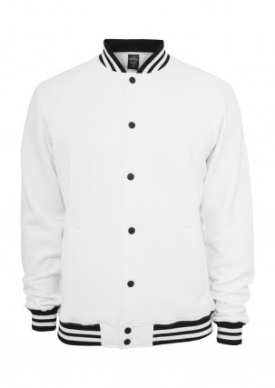 Urban Classics College Sweat Jacket