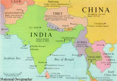 India Before the Partition
