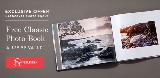 FREE Classic Photo book ($39.9...