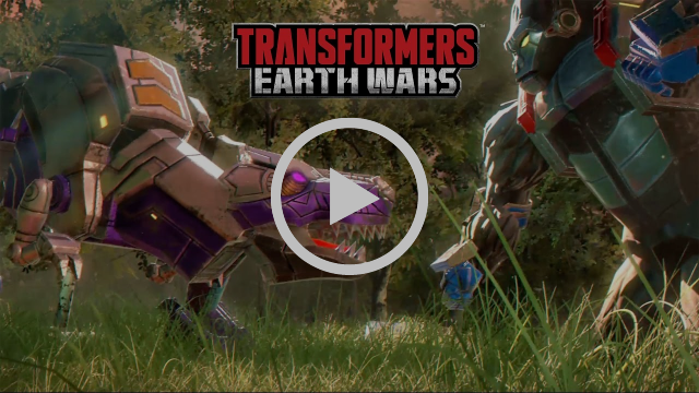 Transformers News: Transformers Earth Wars Event - Blast From The Past