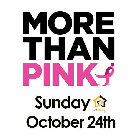 San Antonio - October - Susan Komen Cancer Walk