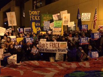 Fracking Rally