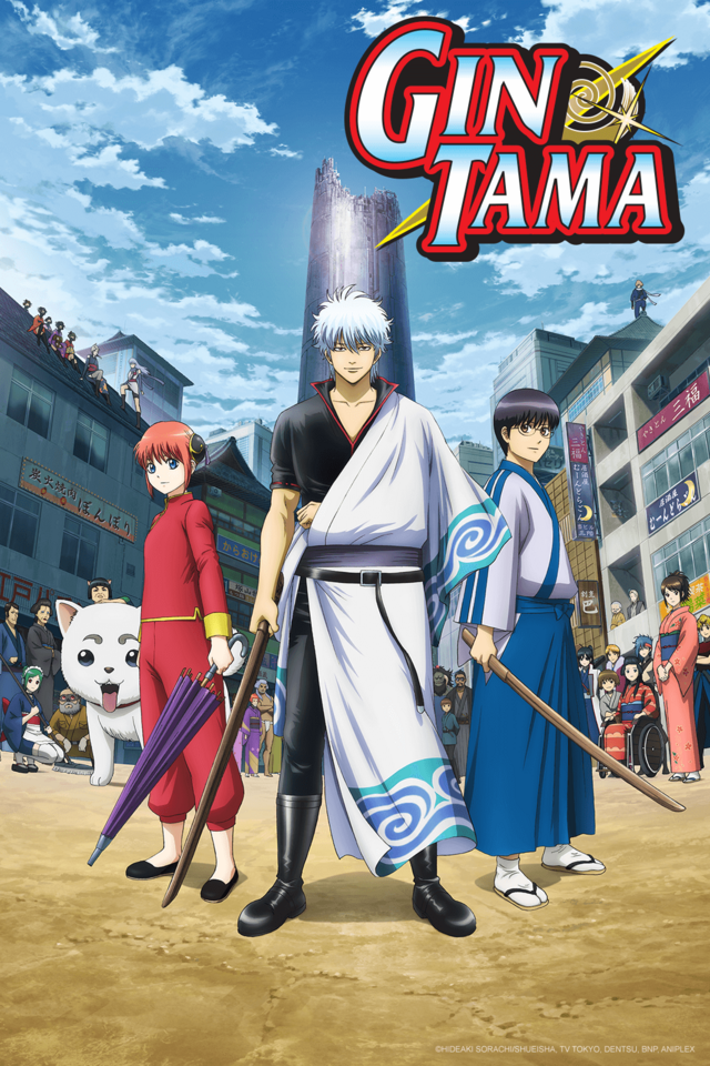 Gintama - Temporada 4