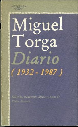 Resultado de imagen de portada de diario de miguel torga