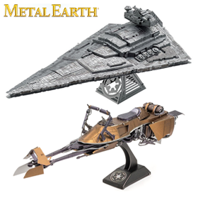Star Wars Metal Earth