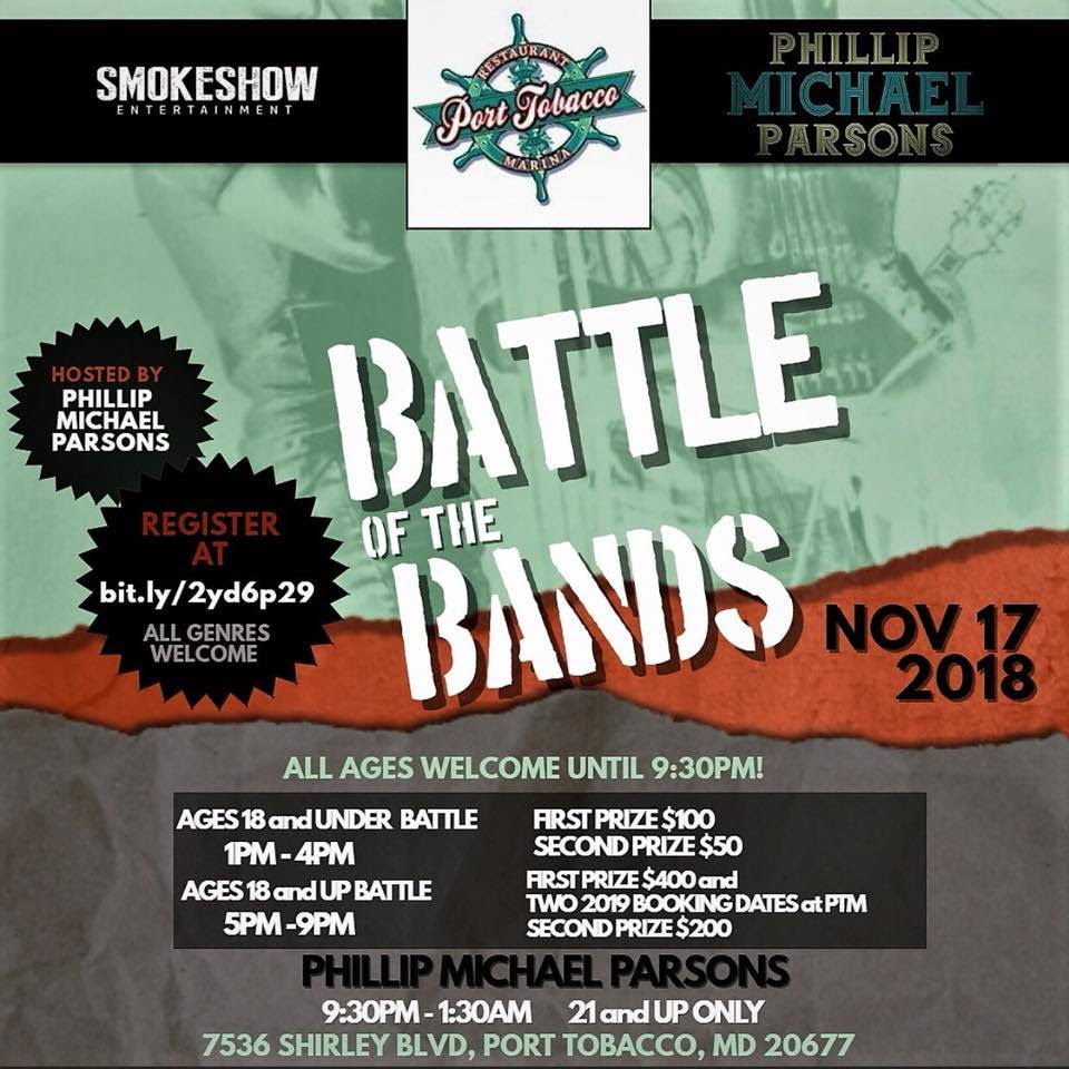 Flippin' Eyelids Battle of the Bands