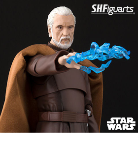 STAR WARS S.H.FIGUARTS COUNT DOOKU