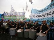 Argentinian unions to have national strike on May Day against Macri