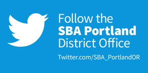 Follow Portland District Office on Twitter banner