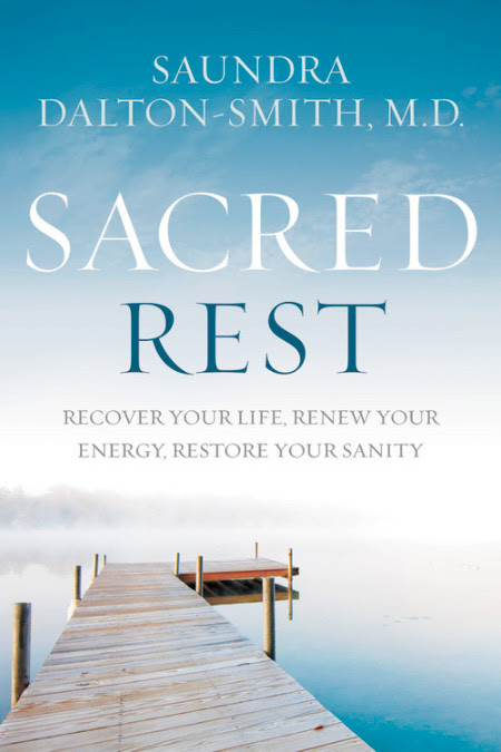 'Sacred Rest', by Saundra Dalton-Smith | Book Review
